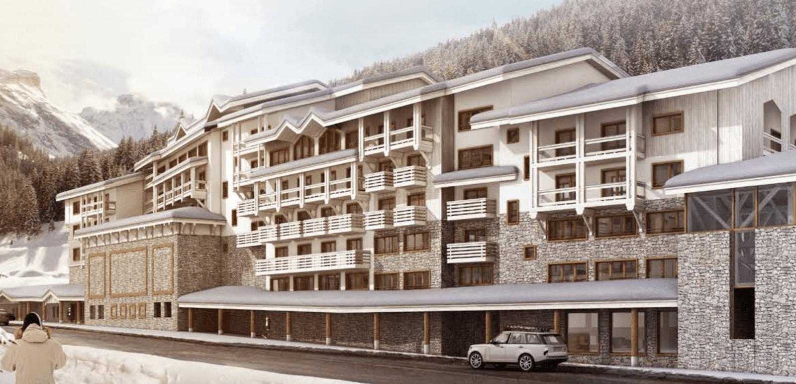 Courchevel - résidence LMP / LMNP