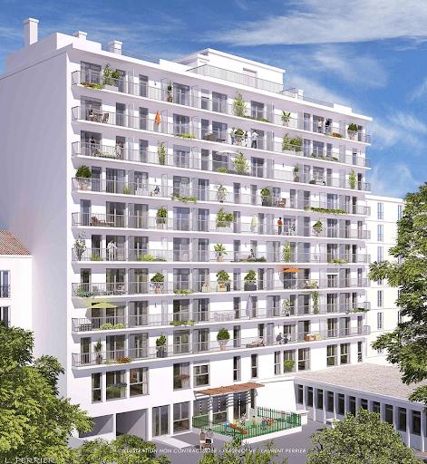 Paris XIV - avenue reille - Nue propriété