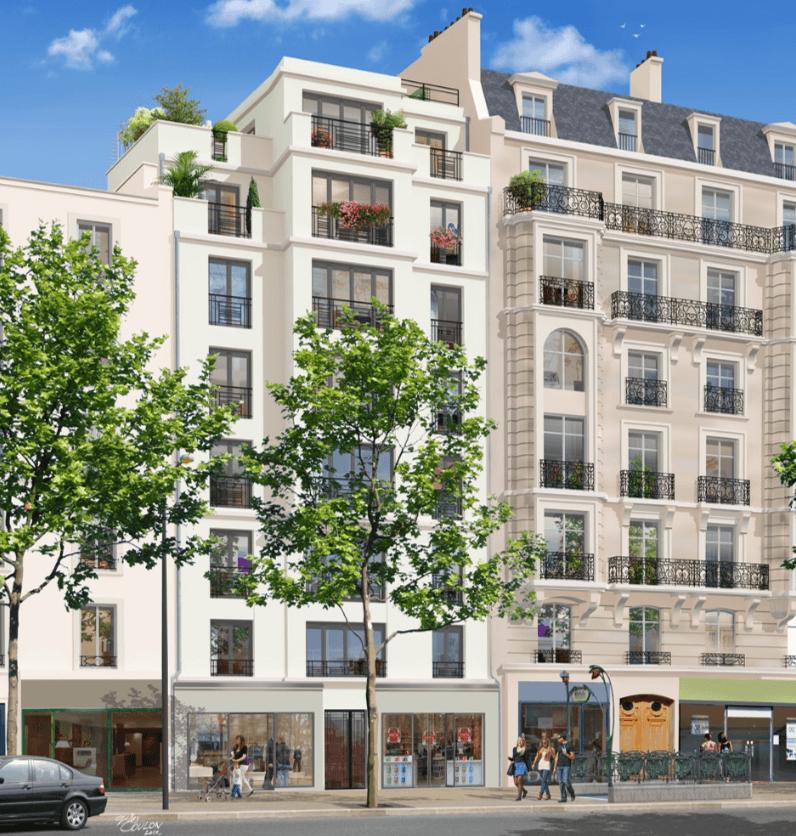 Paris XIV - avenue du général leclerc / Nue Propriété